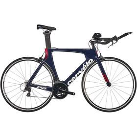 Cervelo P2 105 - Bicicletas triatlón - azul
